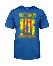 Agent Orange Is Trying To Kill Me Classic T-Shirt front
