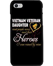 Vietnam Veteran Daughter Phone Case thumbnail
