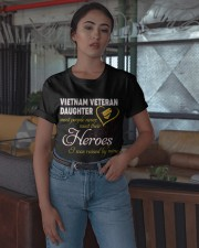 Vietnam Veteran Daughter Classic T-Shirt apparel-classic-tshirt-lifestyle-05