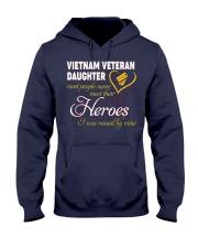 Vietnam Veteran Daughter Hooded Sweatshirt thumbnail