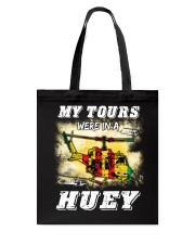 My Tours Tote Bag thumbnail