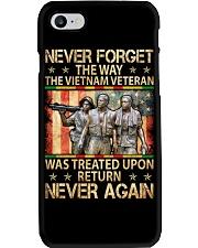 Never Again Phone Case thumbnail