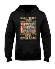 Never Again Hooded Sweatshirt thumbnail