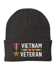 Vietnam Veteran-Bronze Star Medal Knit Beanie thumbnail
