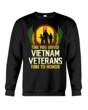 Time To Honor Crewneck Sweatshirt thumbnail