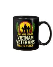 Time To Honor Mug thumbnail