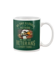 We Owe Our Veterans Mug thumbnail