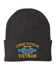 Combat Veteran Vietnam-CIB Knit Beanie tile