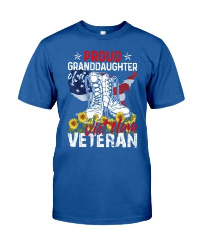 Granddaughter VN Veteran