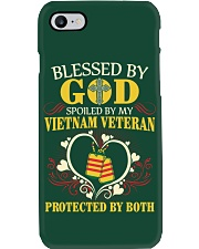 Protected By Both Phone Case thumbnail