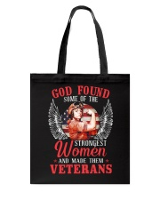 Strongest Women Tote Bag thumbnail