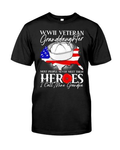 Call Mine Grandpa-WWII Sailor Vet Granddaughter