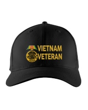 Vietnam Veteran-Vietnam Service Medal Embroidered Hat thumbnail