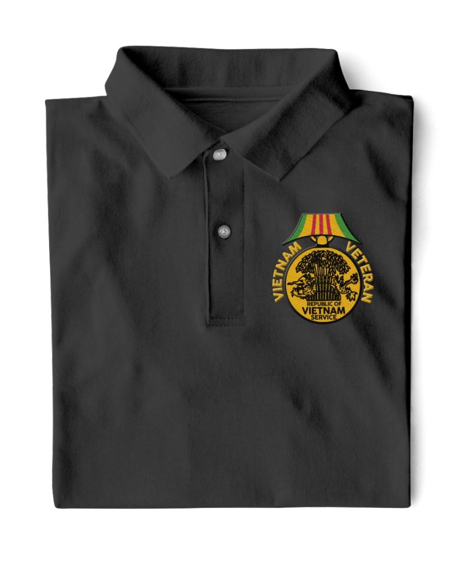 Vietnam Veteran-Vietnam Service Medal Classic Polo