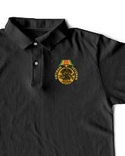 Vietnam Veteran-Vietnam Service Medal Classic Polo garment-embroidery-classicpolo-lifestyle-07
