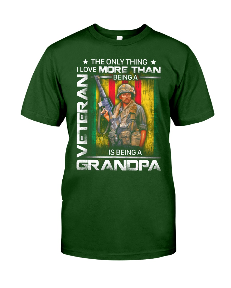 Grandpa Classic T-Shirt