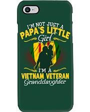 Vietnam Vet Granddaughter Phone Case thumbnail