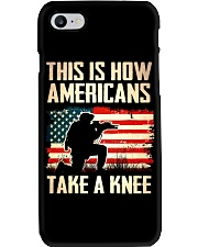 Americans Take A Knee Phone Case thumbnail