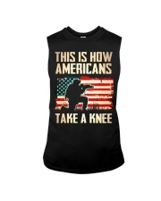 Americans Take A Knee Sleeveless Tee thumbnail