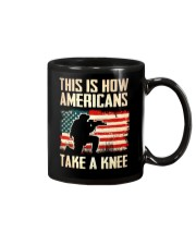 Americans Take A Knee Mug thumbnail