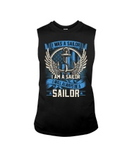 I Am A Sailor Sleeveless Tee thumbnail