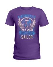 I Am A Sailor Ladies T-Shirt thumbnail