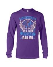 I Am A Sailor Long Sleeve Tee thumbnail