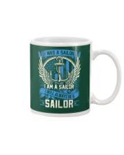 I Am A Sailor Mug thumbnail