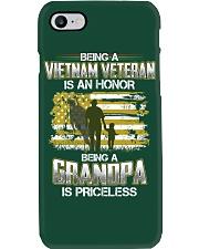 Being A Vietnam Veteran Grandpa Is Priceless Phone Case thumbnail