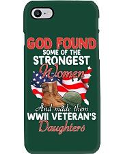 WW2 Daughter Phone Case thumbnail
