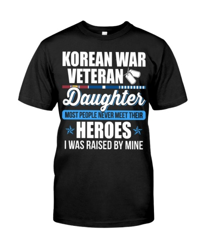 Korean War Veteran Daughter