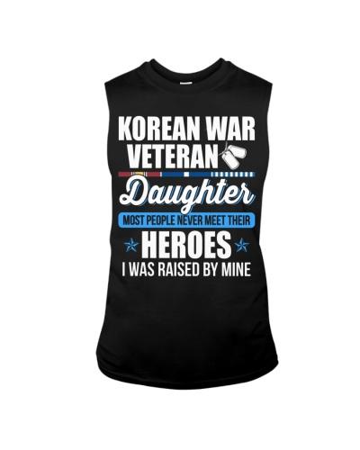 Korean War Veteran Daughter