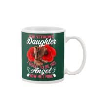 WWI Veteran's Daughter Angel Mug thumbnail