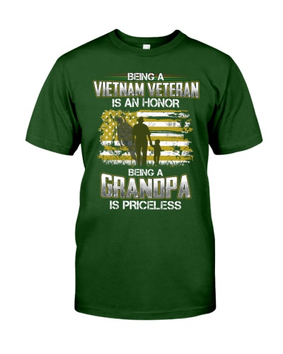 Being A Vietnam Veteran Grandpa Is Priceless