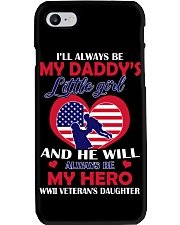 Daddy's Little Girl  Phone Case thumbnail
