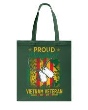 Vietnam Vet Proud Daughter Tote Bag thumbnail