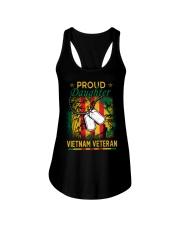 Vietnam Vet Proud Daughter Ladies Flowy Tank thumbnail