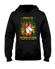 Vietnam Vet Proud Daughter Hooded Sweatshirt thumbnail