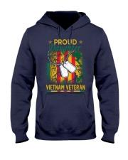 Vietnam Vet Proud Daughter Hooded Sweatshirt front
