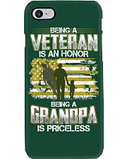 Being A Veteran Grandpa Is Priceless Phone Case thumbnail