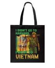Went To Vietnam Tote Bag thumbnail