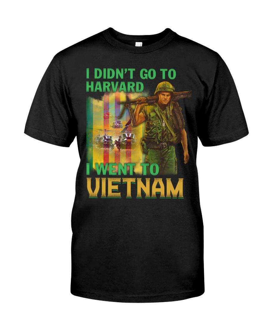 Went To Vietnam Classic T-Shirt