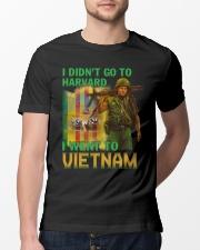 Went To Vietnam Classic T-Shirt lifestyle-mens-crewneck-front-13