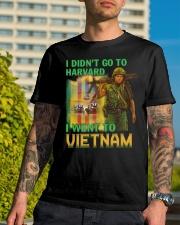Went To Vietnam Classic T-Shirt lifestyle-mens-crewneck-front-8