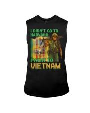 Went To Vietnam Sleeveless Tee thumbnail