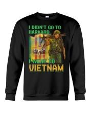 Went To Vietnam Crewneck Sweatshirt thumbnail