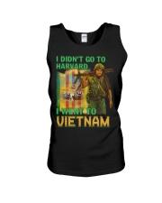 Went To Vietnam Unisex Tank thumbnail