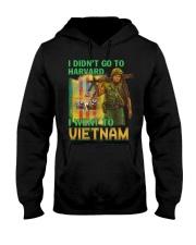 Went To Vietnam Hooded Sweatshirt thumbnail