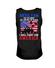 Fight For America Unisex Tank tile