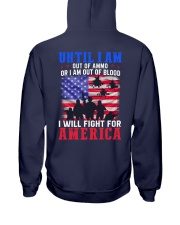 Fight For America Hooded Sweatshirt thumbnail